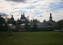 Кирилло-Белозерский Кремль